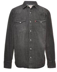 2000s Levi's Denim Shirt