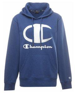 Champion Printed Hoodie