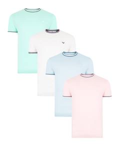 4er Pack T-Shirt