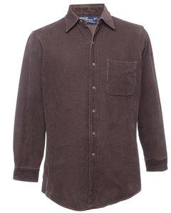 1990s Corduroy Ralph Lauren Shirt