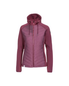 Trespass Womens/ladies Grace Sports Full Zip Hoodie