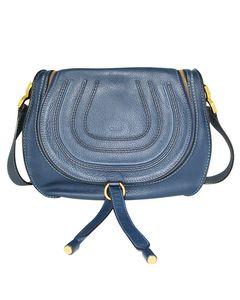 Dark Blue Marcie Crossbody Bag