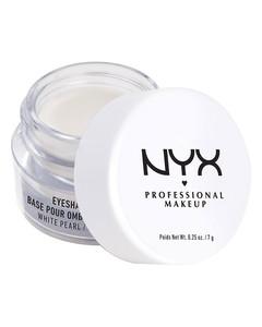 Nyx Prof. Makeup Eye Shadow Base White Pearl 6g