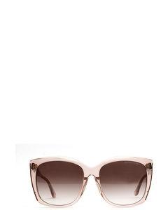 BV0182S transparent pink Sonnenbrillen