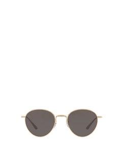 OV1231ST brushed gold Sonnenbrillen