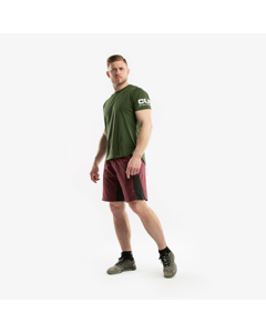 Cln Nukie T-shirt Forrest Green