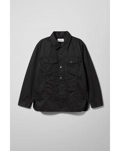 Celyon Overshirt Black