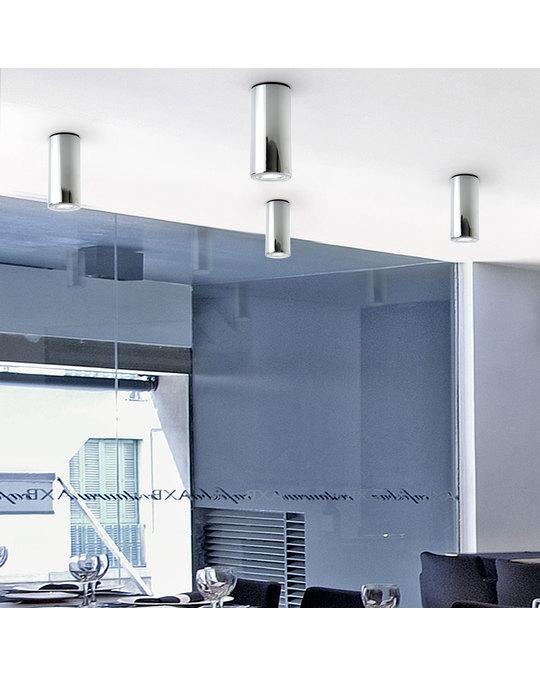 MILAN ILUMINACIÓN Spot Light Chrome Plating Larger Ceiling Light