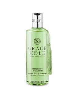 Grace Cole Grapefruit Lime & Mint Bath & Shower Gel 300ml