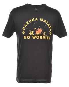 The Lion King Hakuna Matata Disney Printed T-shirt