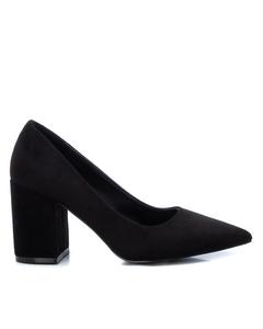 Microfiber Ladies Shoes Black