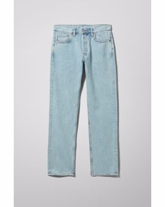Wire High Straight Jeans Summer Blue