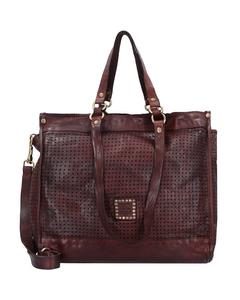 Handtasche Leder 37 cm