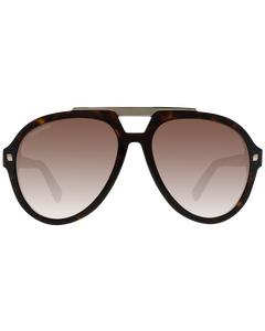 Dsquared2 Mint Unisex Brown Sunglasses Dq0226 6252f 62-18-155 Mm