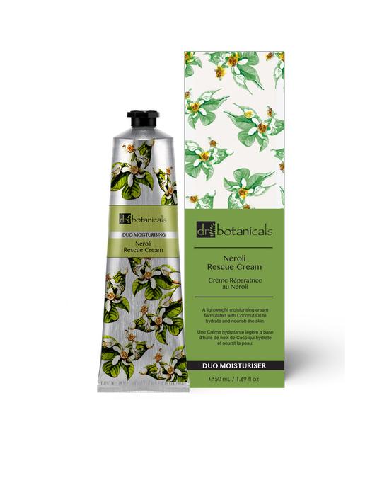 Dr Botanicals Neroli Rescue Cream Clear