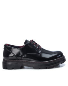 Florentic Ladies Shoes Lace Black