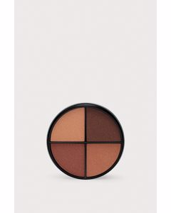 Foundation-Palette Warm Undertones