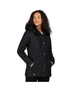 Regatta Womens/ladies Zella Quilted Jacket