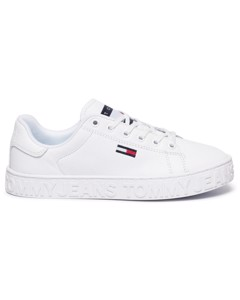 Tommy Hilfiger Cool Tommy Jeans Sneaker White Wit