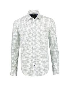 Overhemd Met Stretch