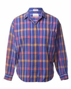 1990s Levis Checked Shirt