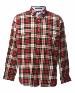 1990s Tommy Hilfiger Checked Shirt