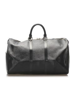 Louis Vuitton Epi Keepall 45 Black