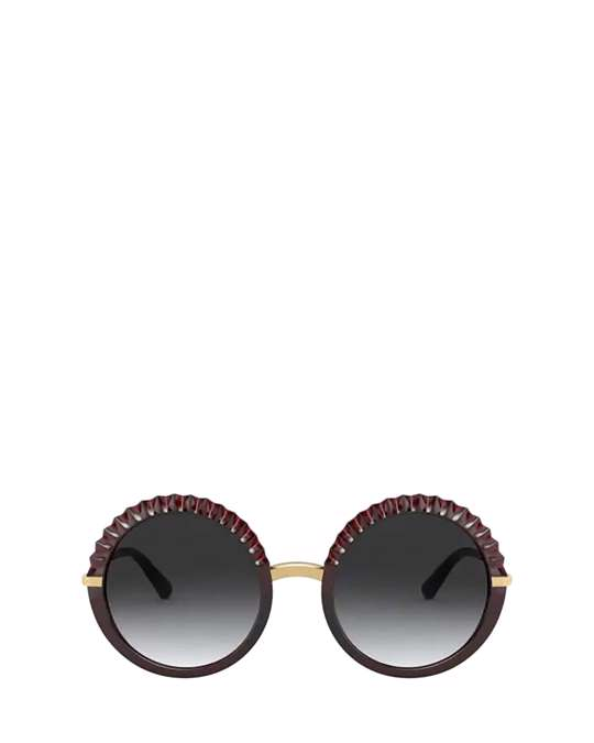 Dolce & Gabbana Dg6130 Transparent Red Sunglasses
