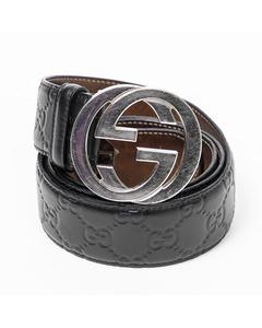 Interlocking G Logo Belt