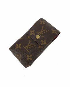 Louis Vuitton Monogram Canvas Etui Phone Holder Belt Pouch
