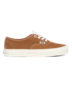 Ua Authentic Wsb (pig Suede) Brown Sugar/snow White