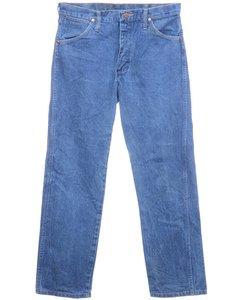 1990s Light Wash Wrangler Jeans