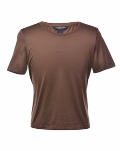 2000s Brooks Brothers Plain T-shirt