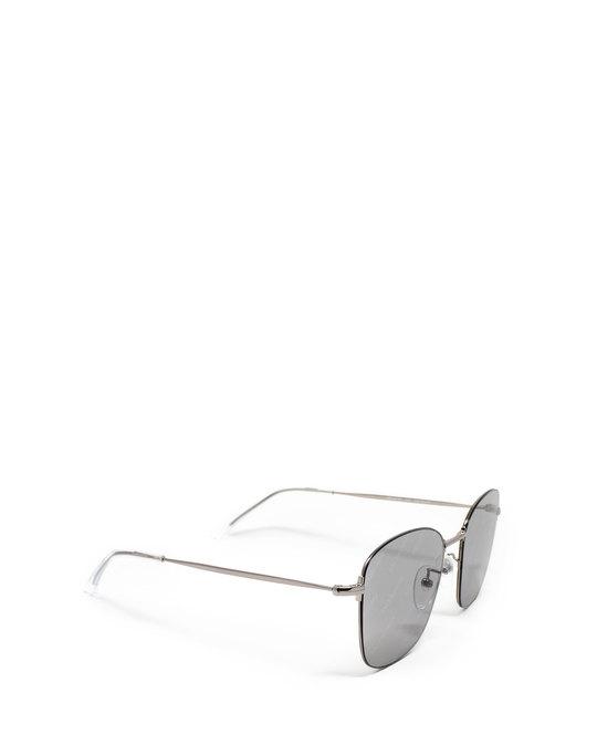 Balenciaga Bb0061sk Ruthenium Sunglasses