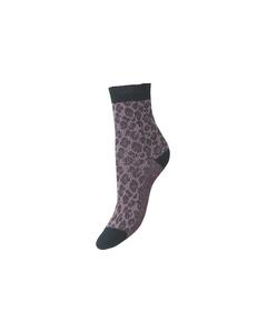 Leo Glammy Sock Keepsake Lilac