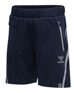 Kids Shorts With Zip Pockets