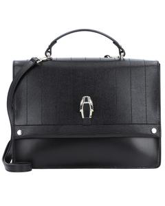 Dauphine Handtasche Leder 30 cm