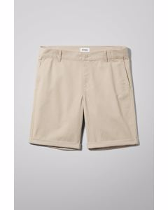 Acid Shorts Dusty Beige