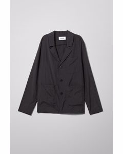 Briam Nylon Jacket Black