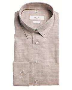 Linen Look Shirt Biege