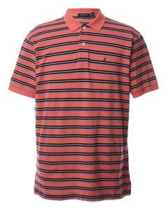 1990s Nautica Polo T-shirt