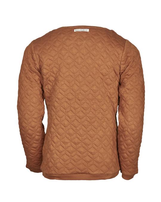 EN FANT En Fant Ls T-shirt B Leather Brown