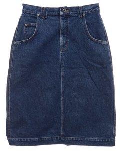 1990s Lee Denim Skirt