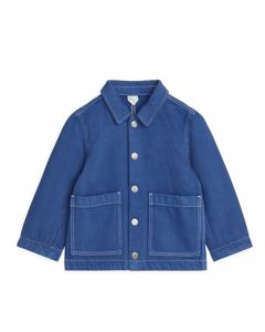 Workwear Jacket Blue