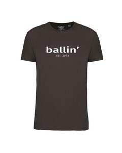 Ballin Est. 2013 Regular Fit Shirt Grijs
