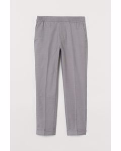 Coolmax® Trousers Slim Fit Light Grey