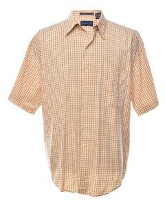 2000s Short Sleeve Checked Shirt
