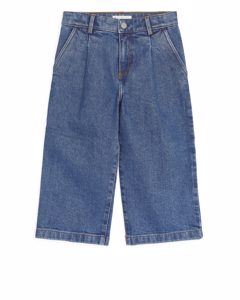 Wide Jeans Blue