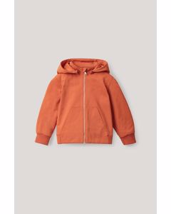 Paz Padded Bomber Orange