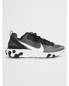 Nike React Element 55 Se Black-white